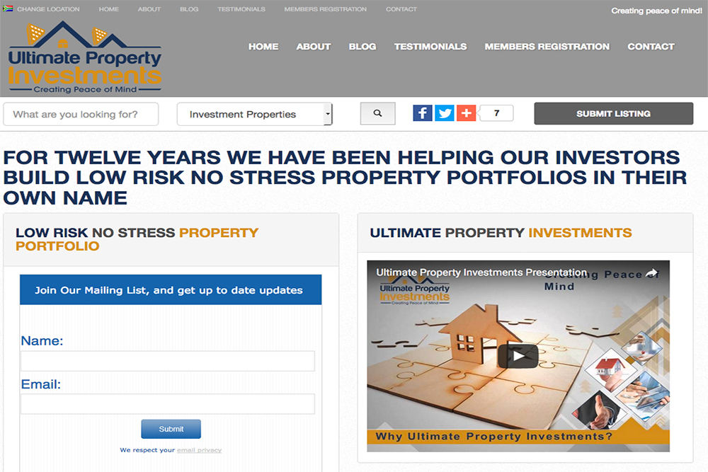 Ultimate Property Investments